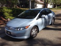 Picture of 2012 Honda Civic Hybrid w/ Navigation, exterior