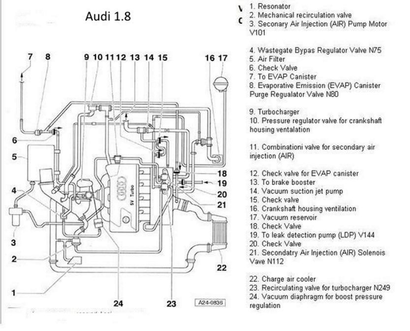 audi intake manifold diagram schematic wiring diagram u2022 rh cosmeticexpress co 2012 Audi A4 Engine Bay 2004 Audi A4 3.0 Quattro