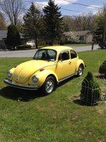 1974 Volkswagen Beetle Picture Gallery