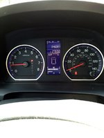 Picture of 2010 Honda CR-V EX-L, interior
