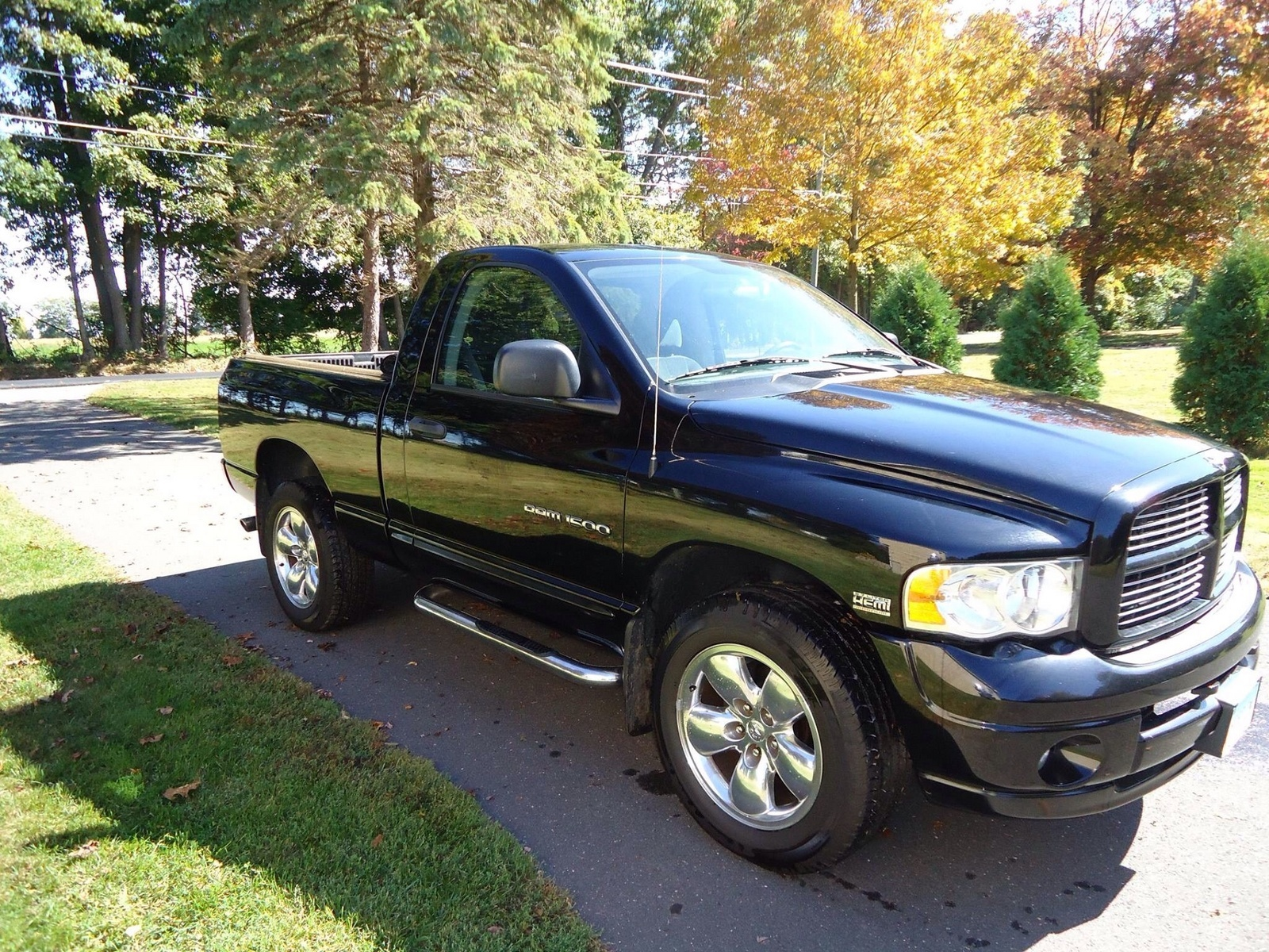 Dodge Ram 1500 Questions Have A Dodge Ram 1500 W 5 7 L