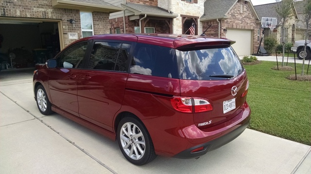 2014 mazda mazda5 overview cargurus. Black Bedroom Furniture Sets. Home Design Ideas