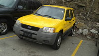2001 Ford Escape Overview