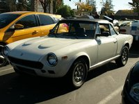 1984 Fiat 124 Spider Overview