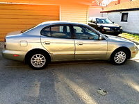 Picture of 2001 Daewoo Leganza 4 Dr SE Sedan, exterior