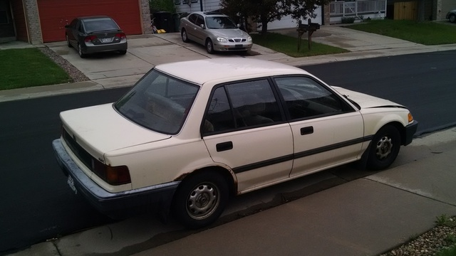 Picture of 1988 Honda Civic DX, exterior, gallery_worthy