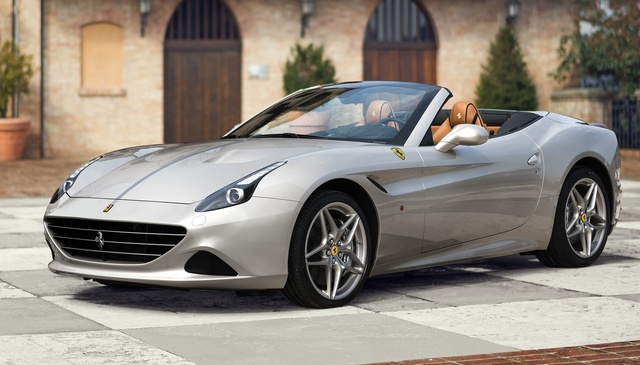 2015 Ferrari California T Overview Cargurus