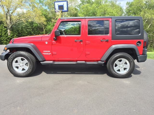 2012 jeep wrangler unlimited sport taddancer4 owns this jeep wrangler. Cars Review. Best American Auto & Cars Review