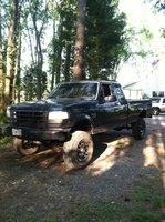 Picture of 1995 Ford F-250 2 Dr XL 4WD Extended Cab LB, exterior