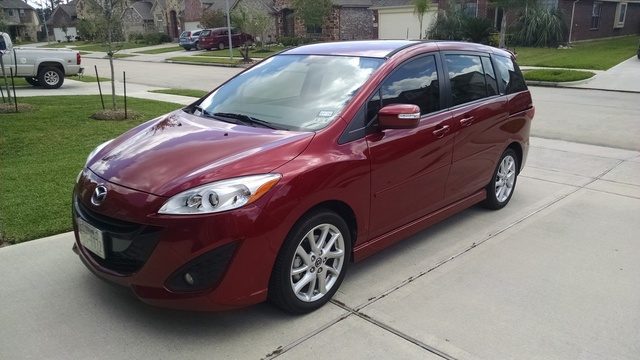 2014 mazda mazda5 overview review cargurus. Black Bedroom Furniture Sets. Home Design Ideas