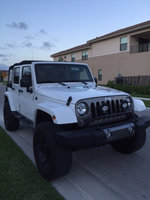 Picture of 2015 Jeep Wrangler Unlimited Freedom Edition, exterior