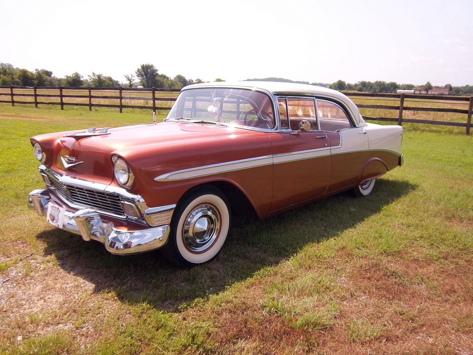 Used Cars Evansville In >> 1956 Chevrolet Bel Air For Sale - CarGurus