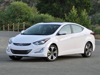 2015 Hyundai Elantra Sport, exterior