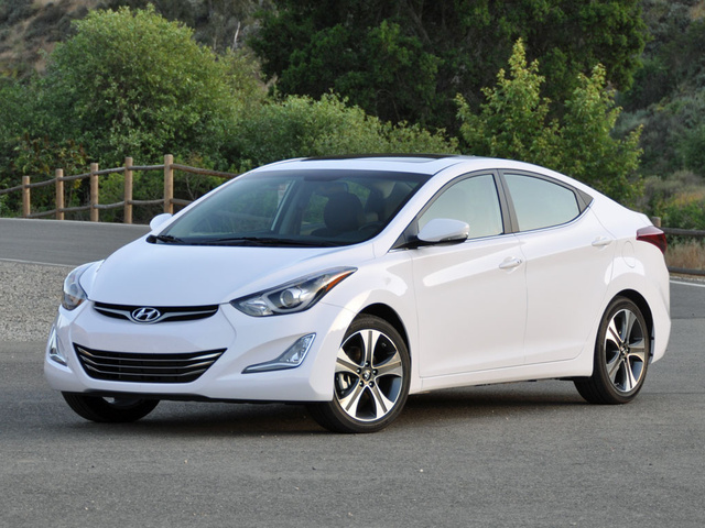 2015 Hyundai Elantra Test Drive Review