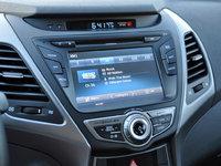 2015 Hyundai Elantra Sport Sedan FWD, 2015 Hyundai Elantra Sport Radio Display Screen, interior, gallery_worthy