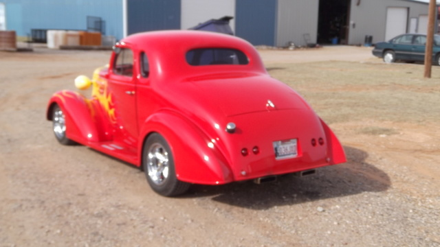 Picture of 1940 Chevrolet Special Deluxe Base