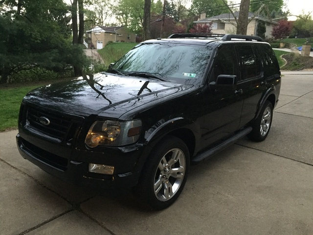 2010 ford explorer - pictures - cargurus