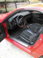 Picture of 2002 Mercedes-Benz SLK-Class SLK320, interior