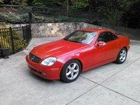 Picture of 2002 Mercedes-Benz SLK-Class SLK320, exterior