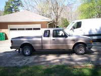 picture of 1994 ford ranger xlt extended cab sb exterior