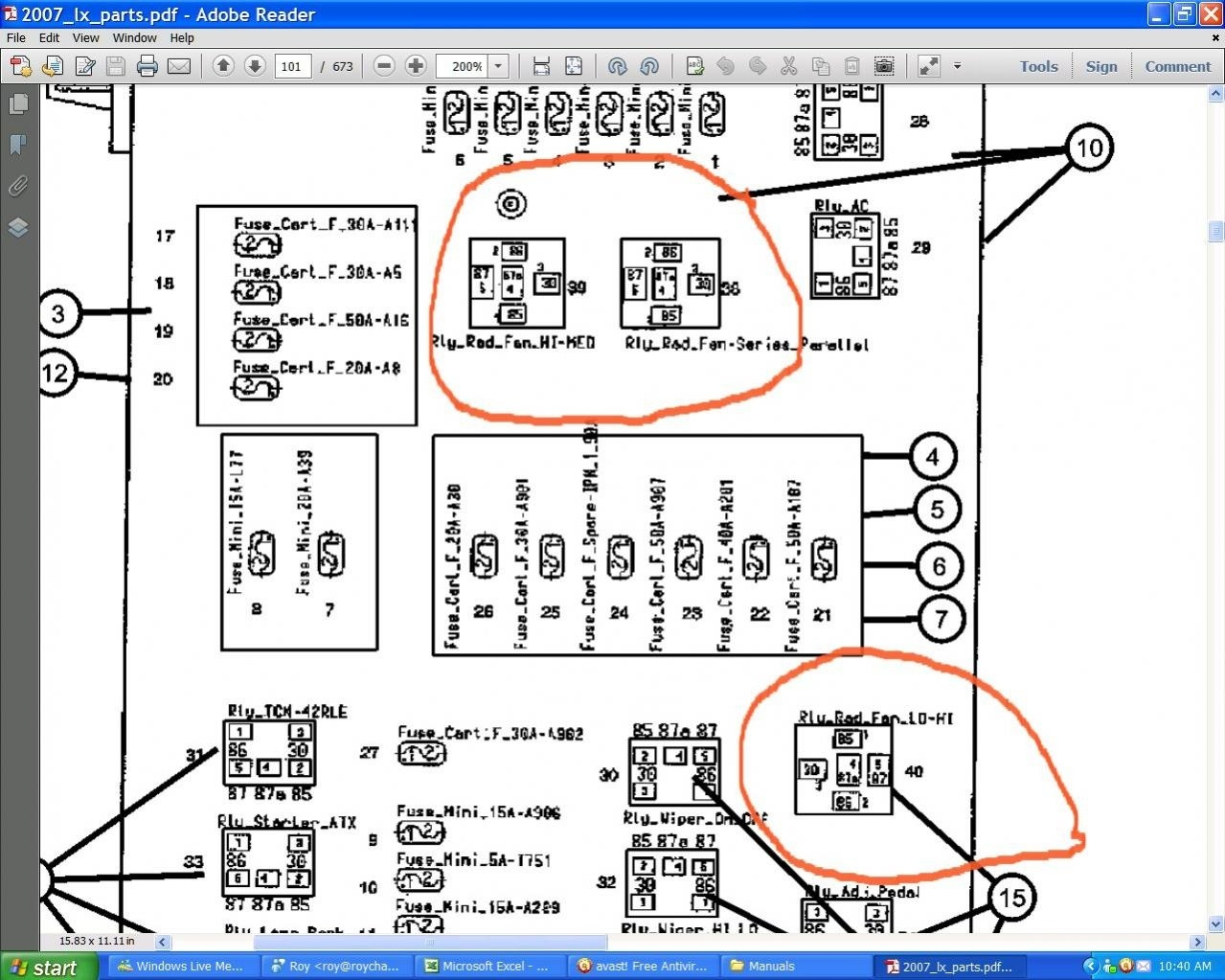 Fuse Box Chrysler Town And Country Wiring Library Diagram 300 Questions I Have A 1280x853 Location 19 Rh Cargurus Com 2005