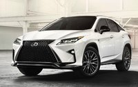 2016 Lexus RX 350, Front-quarter view, exterior, manufacturer, gallery_worthy