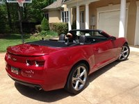 Picture of 2013 Chevrolet Camaro LT2 Convertible, exterior