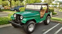 1962 Jeep CJ5 Overview