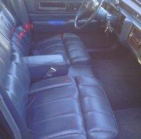 Picture of 1987 Cadillac DeVille Base Sedan, interior