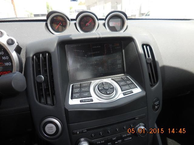 2013 Nissan 370z Interior Pictures Cargurus