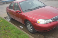 Picture of 1999 Mercury Mystique 4 Dr GS Sedan, exterior