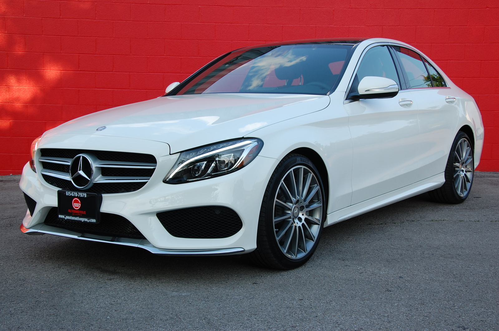 New 2014 2015 mercedes benz c class for sale cargurus for Mercedes benz c class pictures