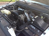 Picture of 2000 Ford F-250 Super Duty XLT Crew Cab LB, engine