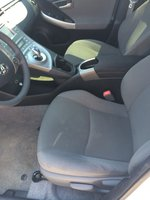 Picture of 2013 Toyota Prius Persona Series SE, interior