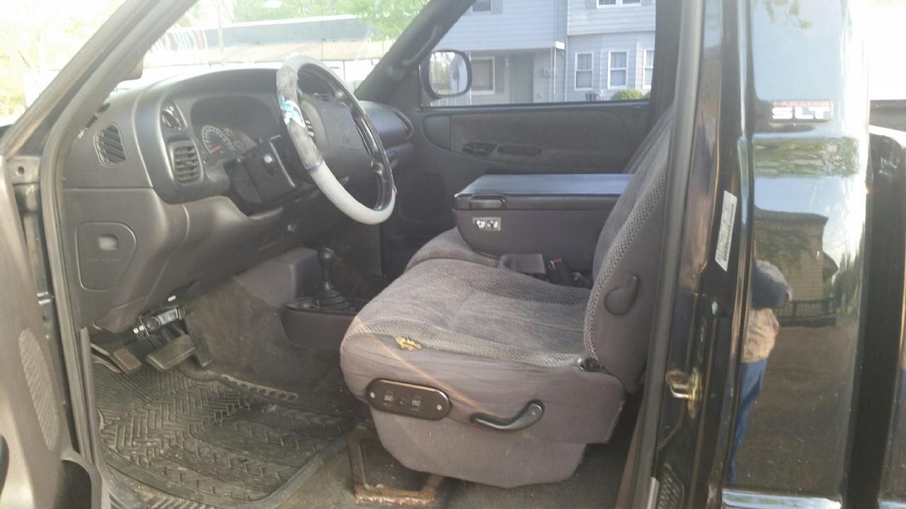 2001 Dodge Ram Pickup 1500 Interior Pictures Cargurus