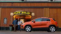 Picture of 2015 Chevrolet Trax LTZ