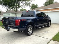 Picture of 2015 Ford F-150 Lariat SuperCrew 5.5ft Bed 4WD