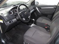Picture of 2010 Chevrolet Aveo 1LT Sedan FWD, interior, gallery_worthy