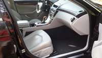 Picture of 2012 Cadillac CTS Coupe Premium, interior, gallery_worthy