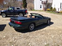 Picture of 1995 Pontiac Firebird Convertible, exterior