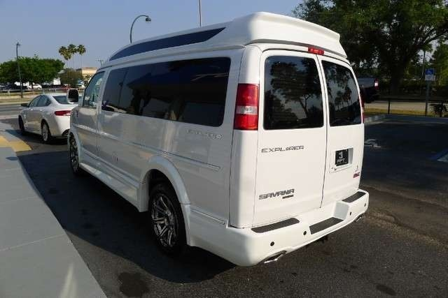 Picture of 2015 GMC Savana 2LS 3500 Ext