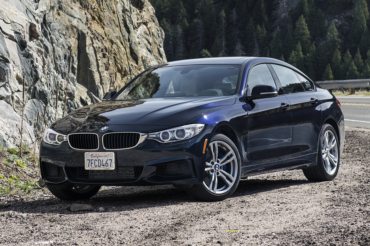 Picture of 2015 BMW 4 Series