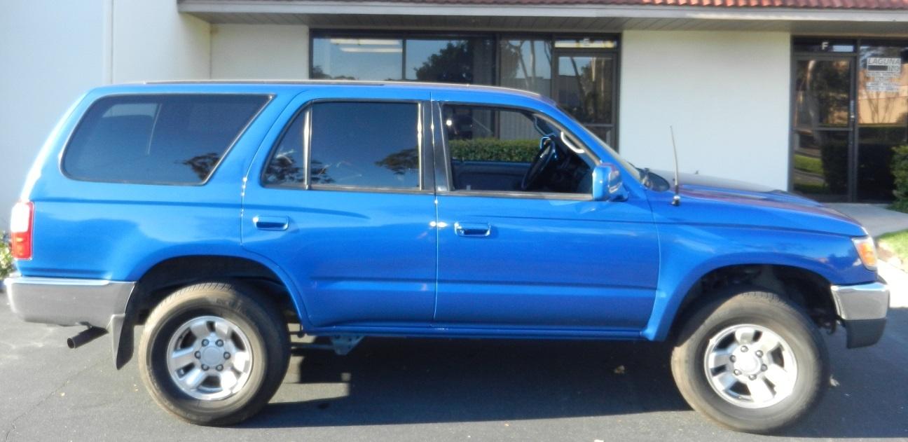1997 Toyota 4Runner