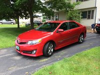 Picture of 2013 Toyota Camry SE V6, exterior
