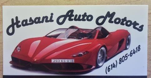 Hasani Auto Motors Llc Columbus Oh Read Consumer