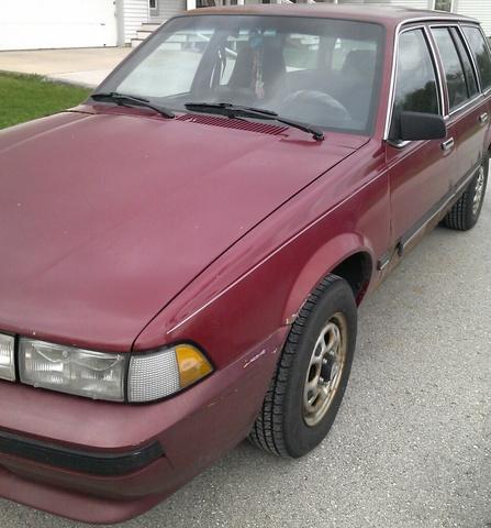 1988 Chevrolet Cavalier - Pictures - CarGurus