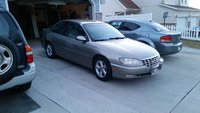 Picture of 1998 Cadillac Catera 4 Dr STD Sedan, exterior