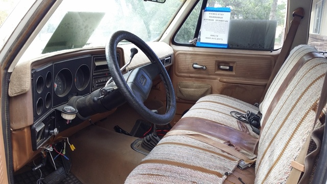 Picture Of 1979 Chevrolet Suburban, Interior, Gallery_worthy