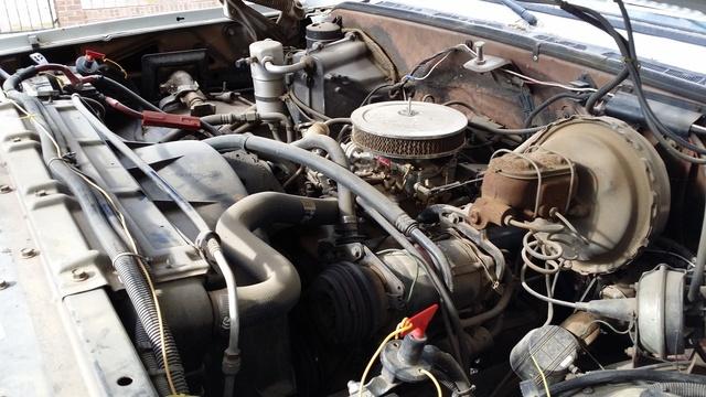 Picture of 1979 Chevrolet Suburban, engine