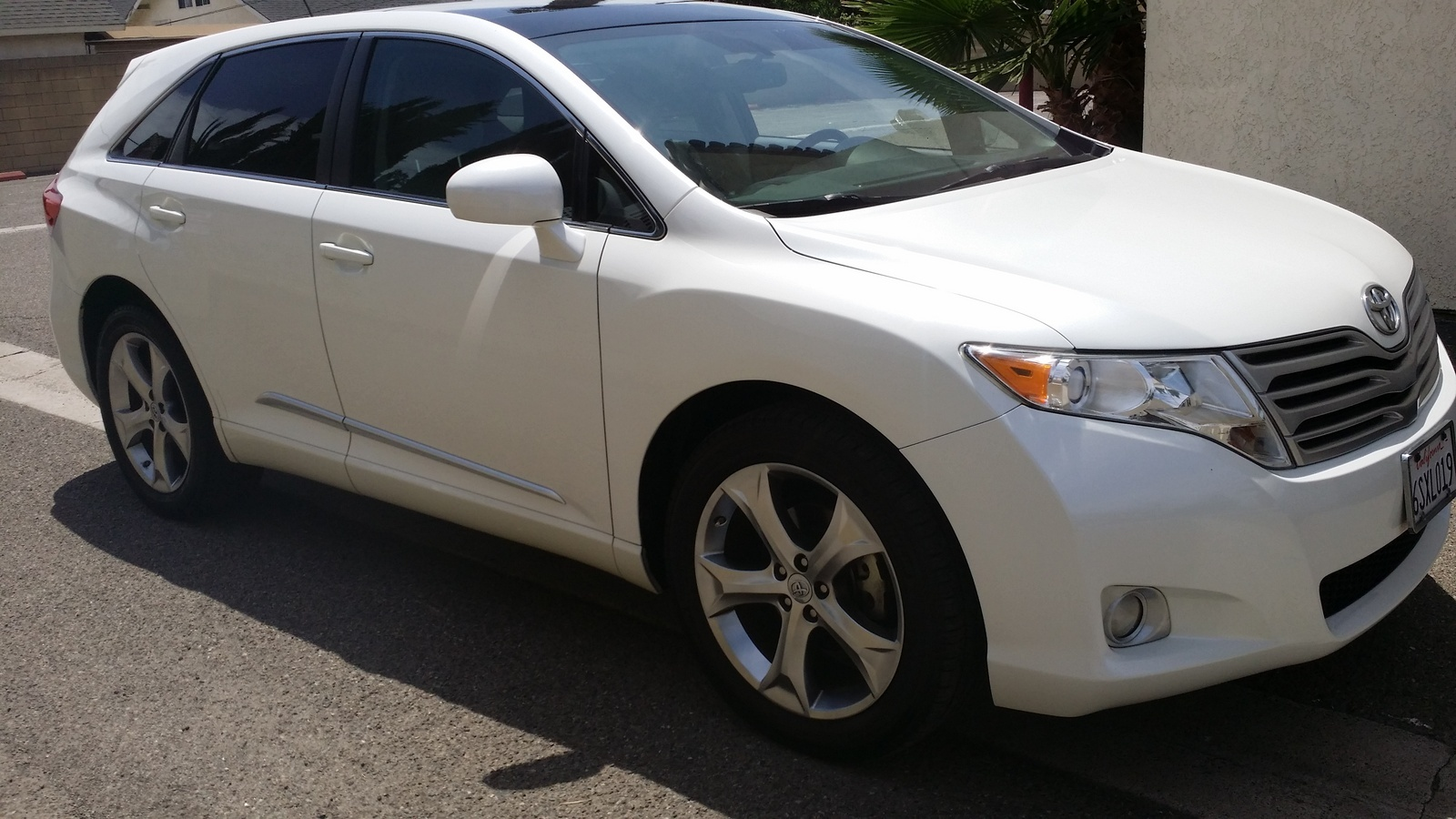 Toyota Venza Questions - Hi, I try to post my car for sale but my ...